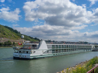 MS Inspire in Andernach