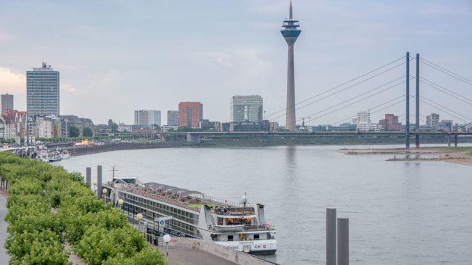 Auf Kurzreise mit der MS Inspire von VIVA Cruises