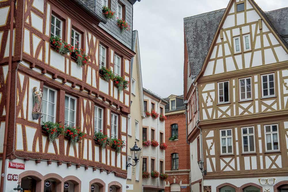 Die Mainzer Altstadt