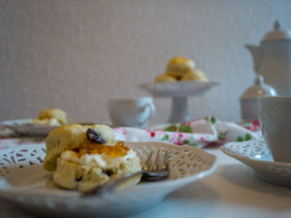 It's Teatime: Da dürfen die leckeren Cunard Scones nicht fehlen