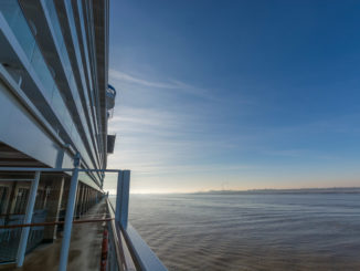 Kreuzfahrtfeeling pur auf hoher See