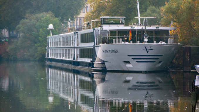 Die River Voyager in Wertheim