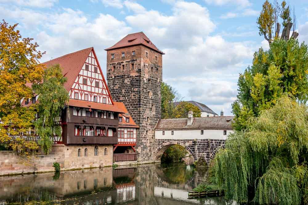 Der Nürnberger Henkersteg