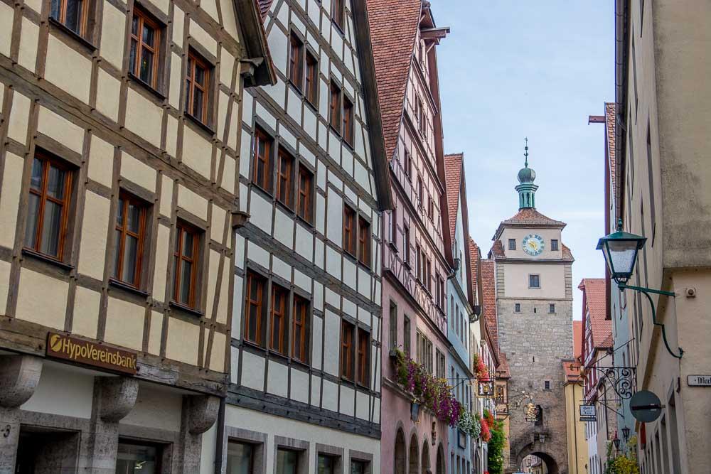 Impressionen aus Rothenburg ob der Tauber