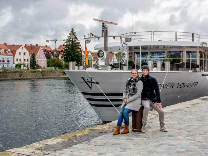 Unterwegs mit der River Voyager von nicko cruises